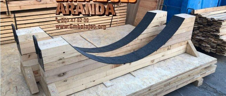 Embalaje madera Andorra Teruel