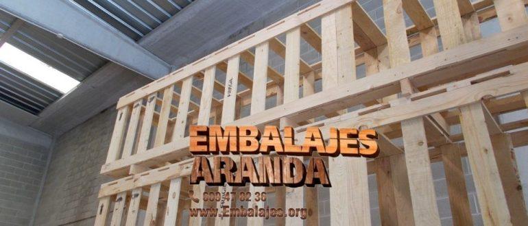 Embalaje madera Archidona Málaga