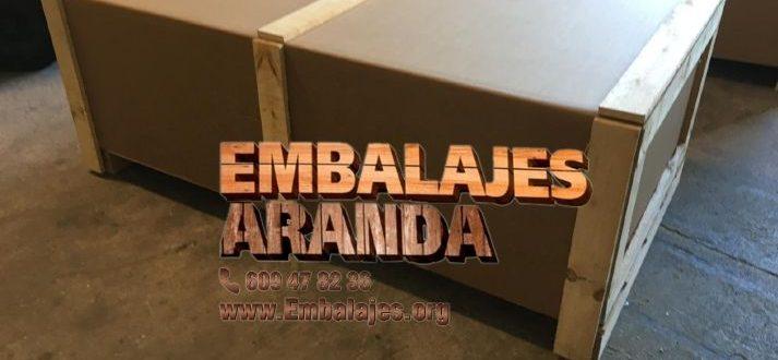 Embalaje madera Ares A Coruña
