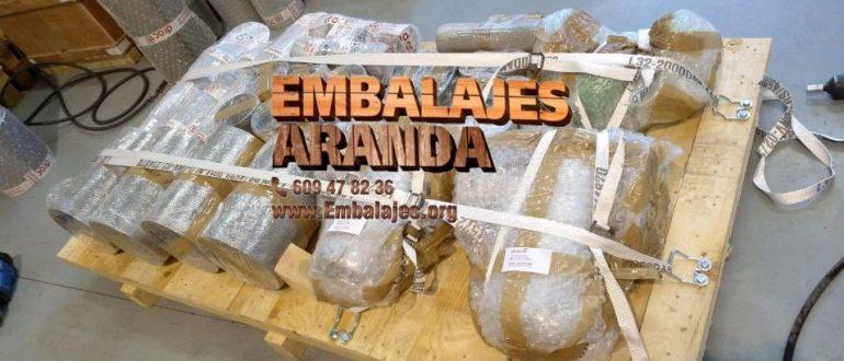 Embalaje madera Argamasilla de Alba