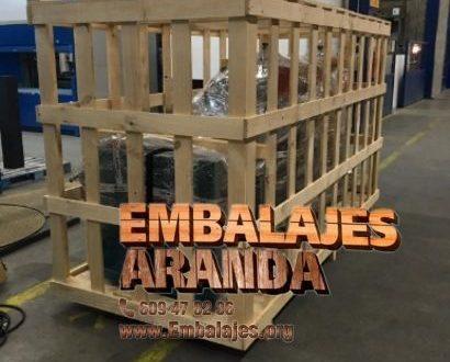 Embalaje madera Armilla Granada