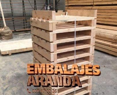 Embalaje madera Arnedo La Rioja