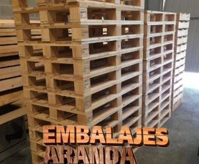 Embalaje madera Arucas Las Palmas