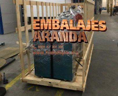 Embalaje madera Arzúa A Coruña