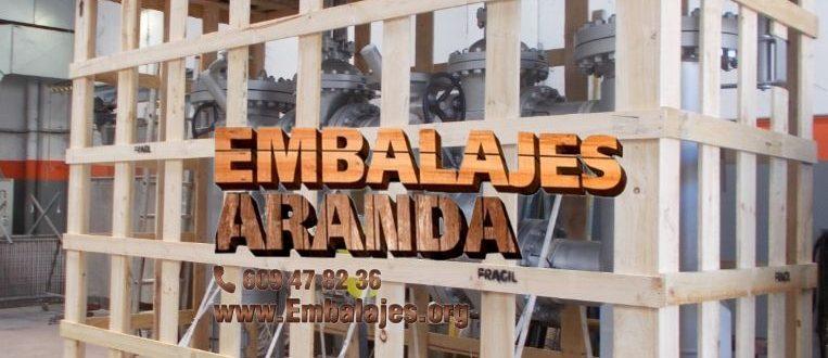 Embalaje madera Atarfe Granada
