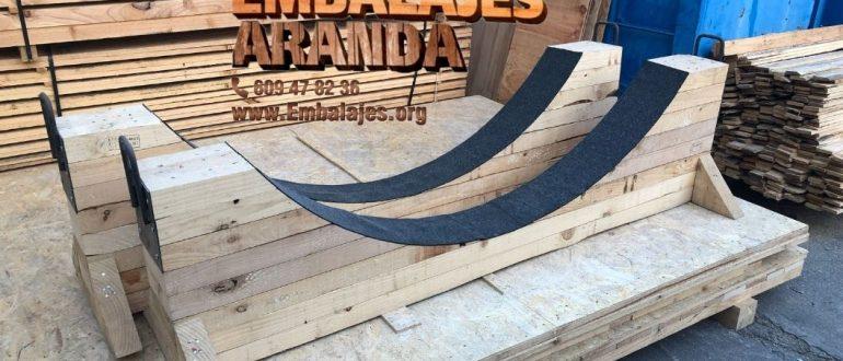 Embalaje madera Azuqueca de Henares