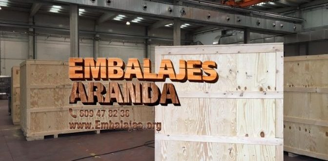 Embalaje madera Baza Granada