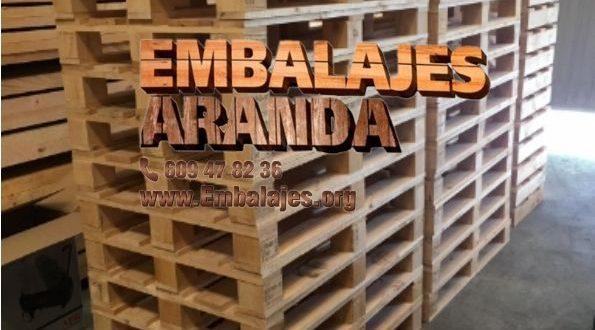 Embalaje madera Benalup-Casas Viejas
