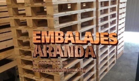 Embalaje madera Benamejí Córdoba
