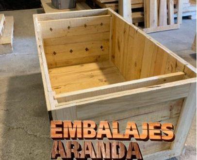 Embalaje madera Benetússer València