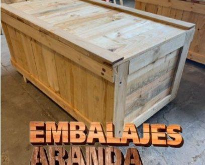 Embalaje madera Benicàssim Castelló
