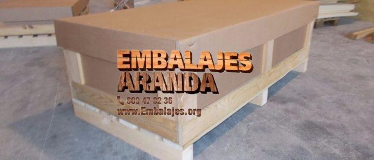Embalaje madera Berriozar Navarra