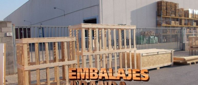 Embalaje madera Berriz Bizkaia
