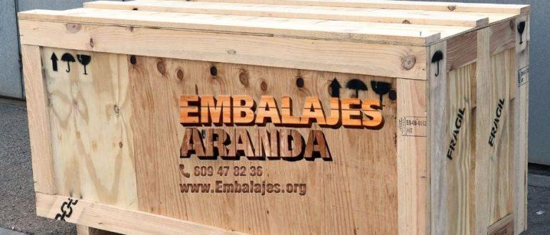 Embalaje madera Betxí Castelló