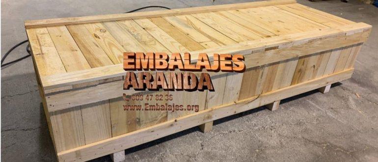 Embalaje madera Estepona Málaga