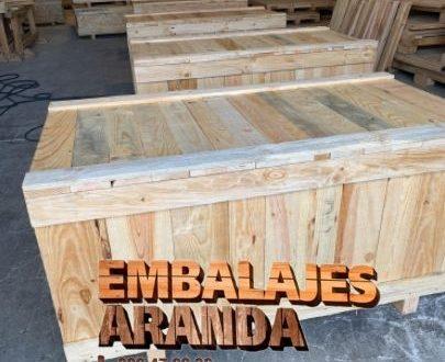 Embalaje madera Logroño La Rioja