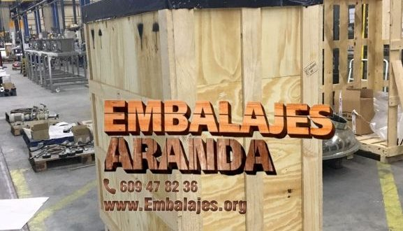Embalaje madera Mijas Málaga