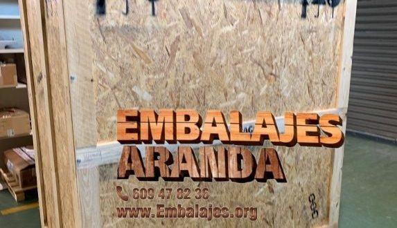 Embalaje madera Molina de Segura Murcia