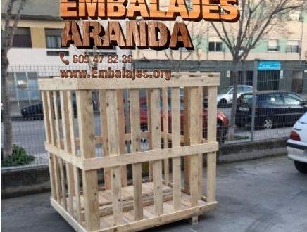 Embalaje madera Murcia Región de Murcia