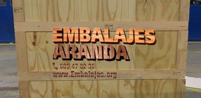 Embalaje madera Salamanca