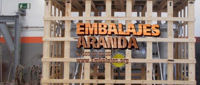 Embalaje madera Sant Boi de Llobregat
