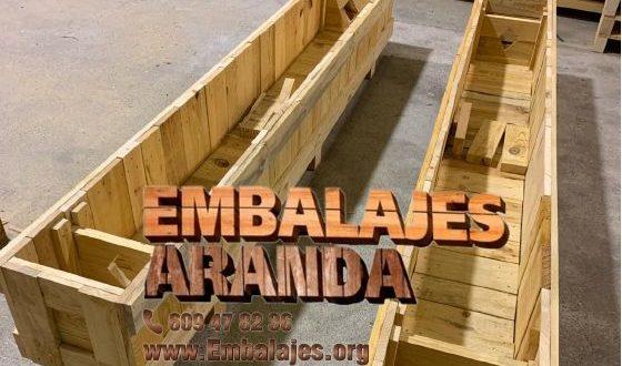 Embalaje madera Santa Lucía de Tirajana