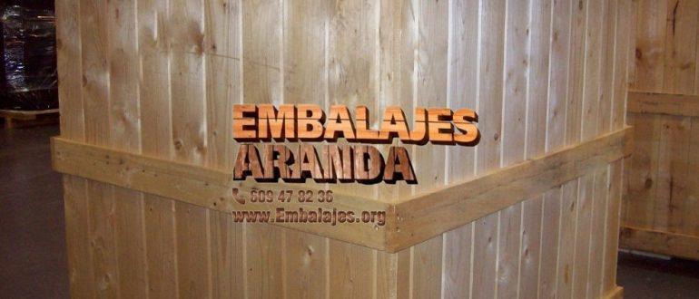 Embalaje madera Vélez-Málaga Málaga