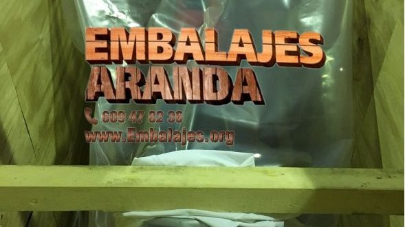 Embalaje madera Burlada Navarra