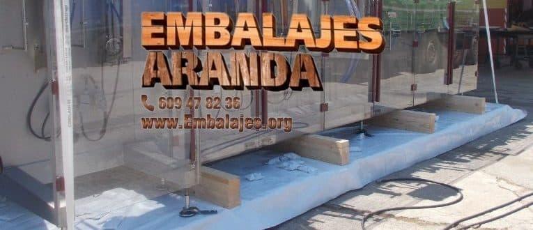 Embalaje madera Callosa de Segura Alicante