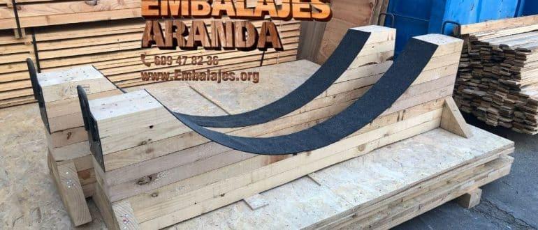 Embalaje madera Calonge Girona