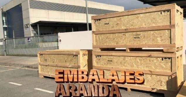 Embalaje madera Campillos Málaga