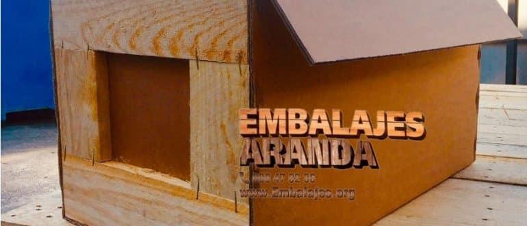Embalaje madera Camponaraya León