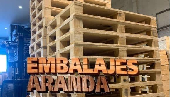 Embalaje madera Carballino Ourense