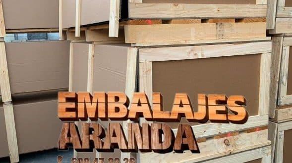 Embalaje madera Carballo A Coruña