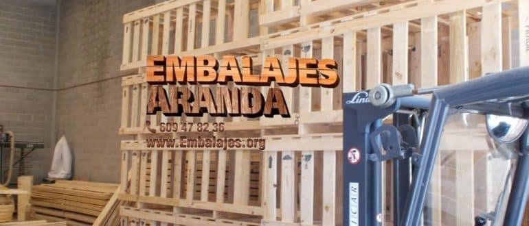 Embalaje madera Casasimarro Cuenca