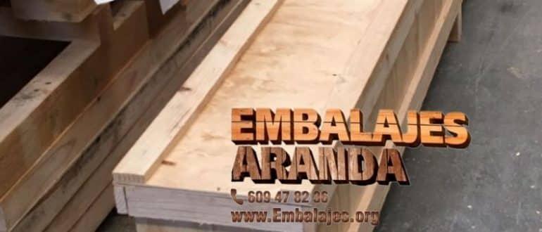 Embalaje madera Celrà Girona