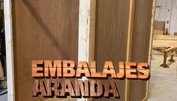 Embalaje madera Chinchón Madrid