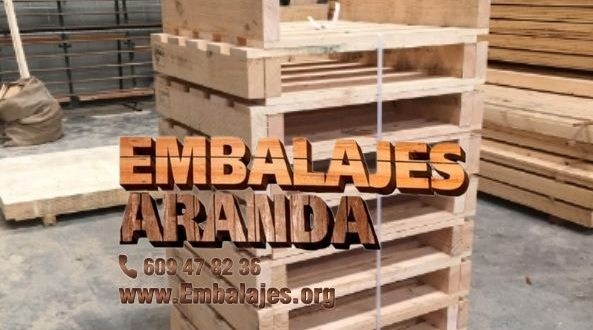 Embalaje madera Coix Alicante