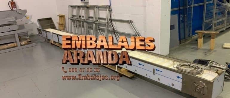 Embalaje madera Cuntis Pontevedra