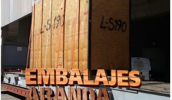 Embalaje madera Durango Bizkaia