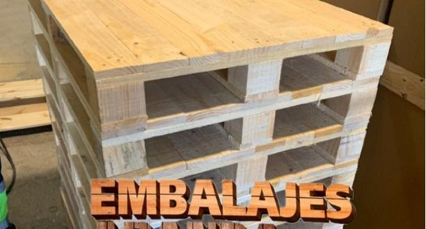 Embalaje madera Erandio Bizkaia
