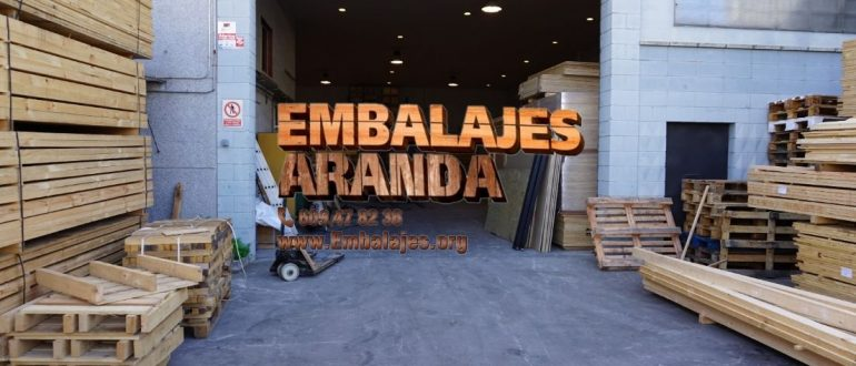 Embalaje madera Gáldar Las Palmas