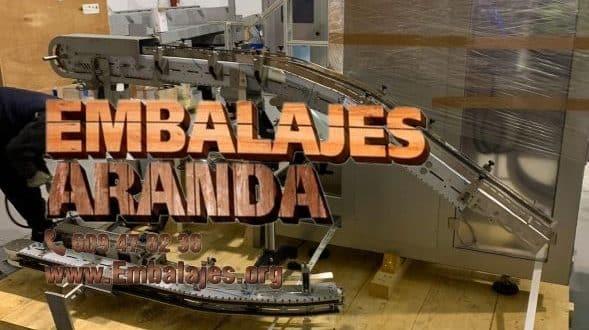 Embalaje madera Guareña Badajoz