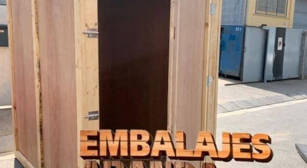 Embalaje madera La Garriga Barcelona