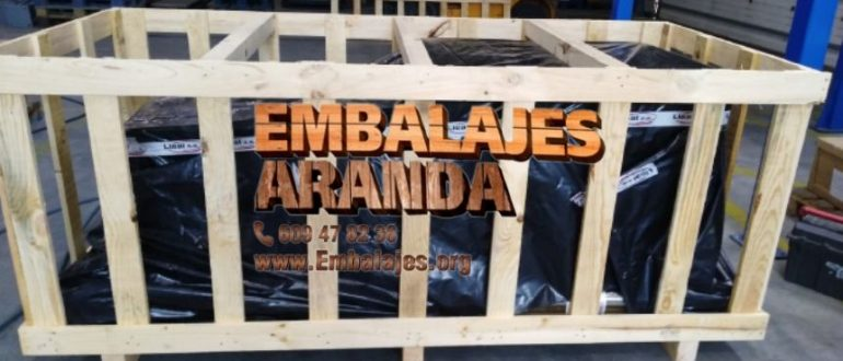 Embalaje madera La Guardia de Jaén Jaén